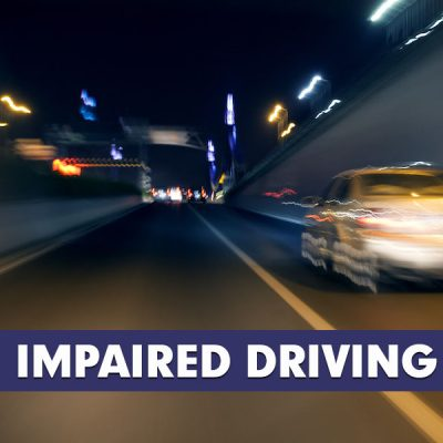 The Issues of Impaired Driving Today