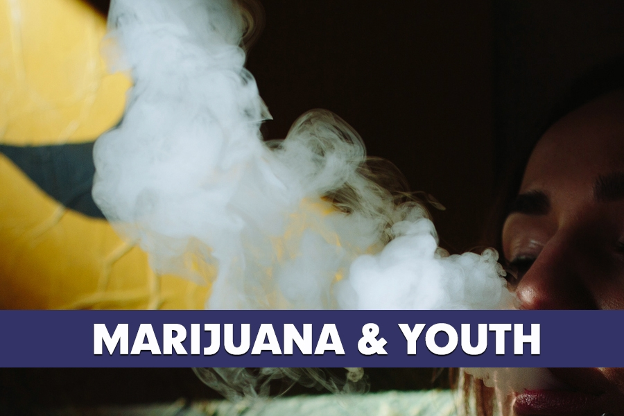 The Risks of Marijuana for Youth