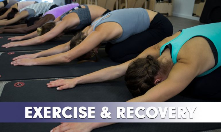 The Benefits Of Exercise and Recovery