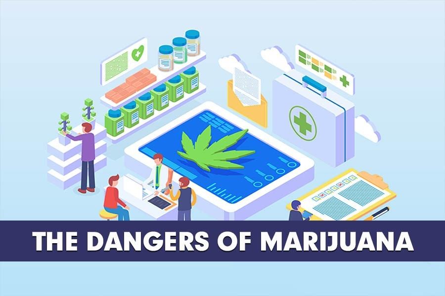 Marijuana May Be Legal But It Is Still a Dangerous Drug
